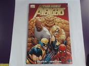 MARVEL COMICS NEW AVENGERS, VOL. 1